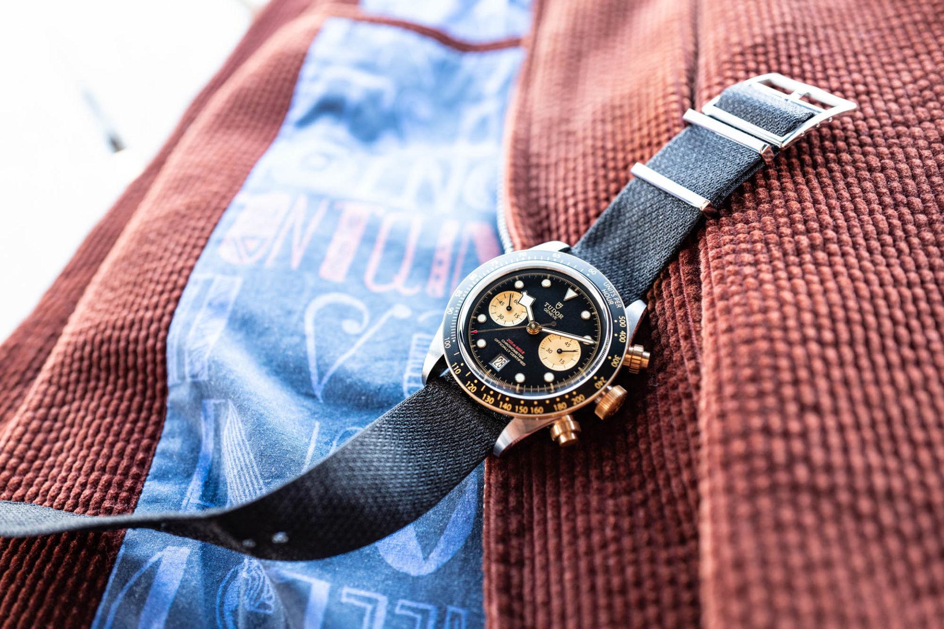 Tudor Black Bay Chrono Steel & Gold