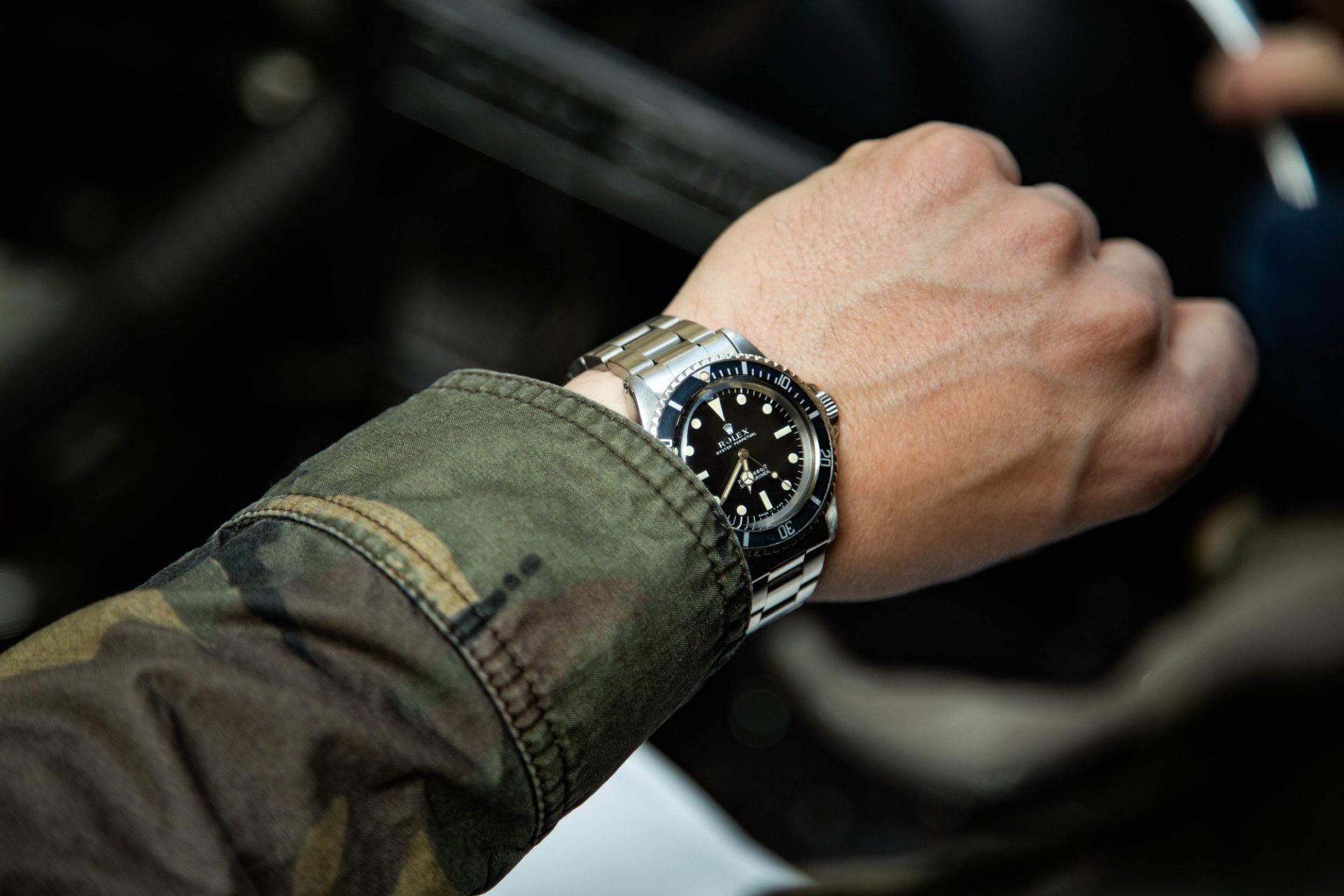 Pop-up Store Vestiaire Collective - Sélection de montres de collection