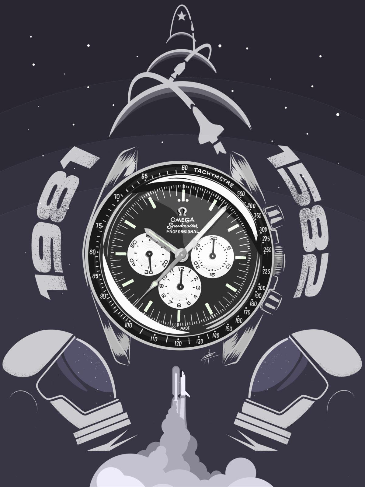 Watchoniste - Omega Speedmaster Speedy Tuesday