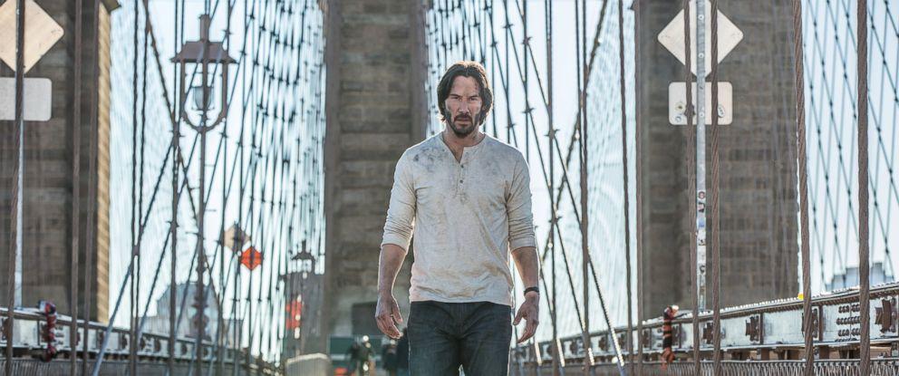 Keanu Reeves - John Wick Henley