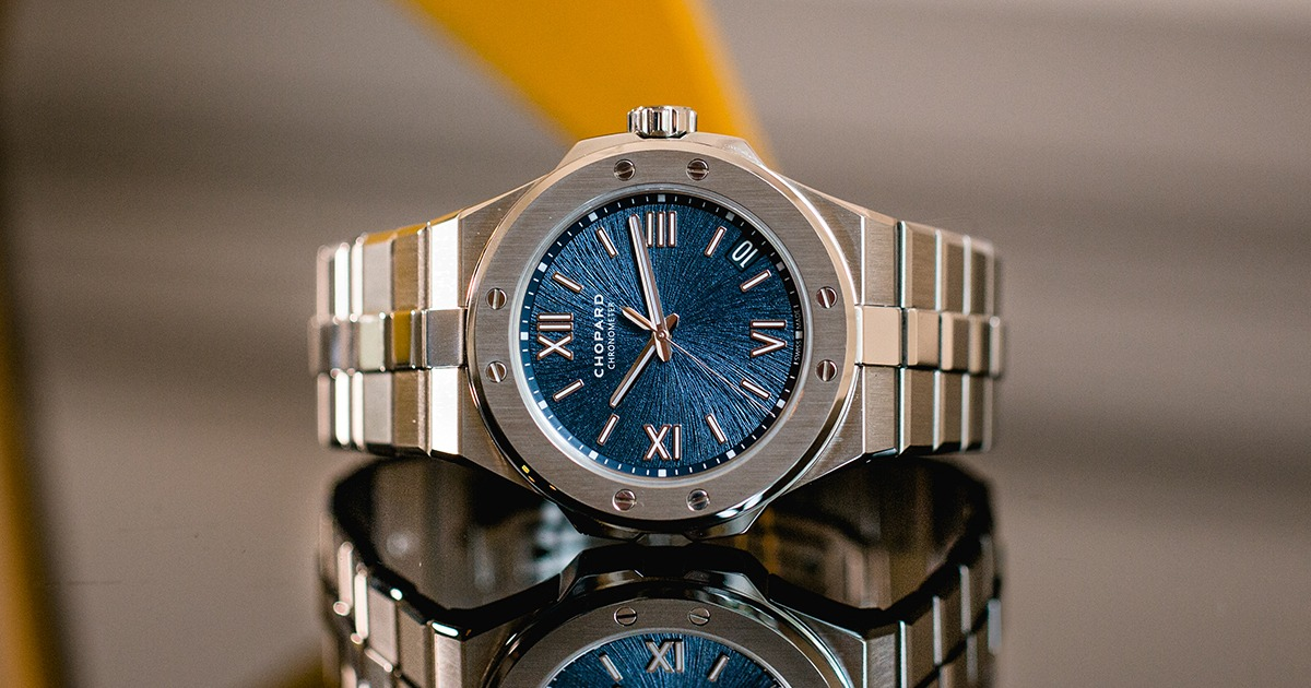 Chopard Alpine Eagle - FB Cover