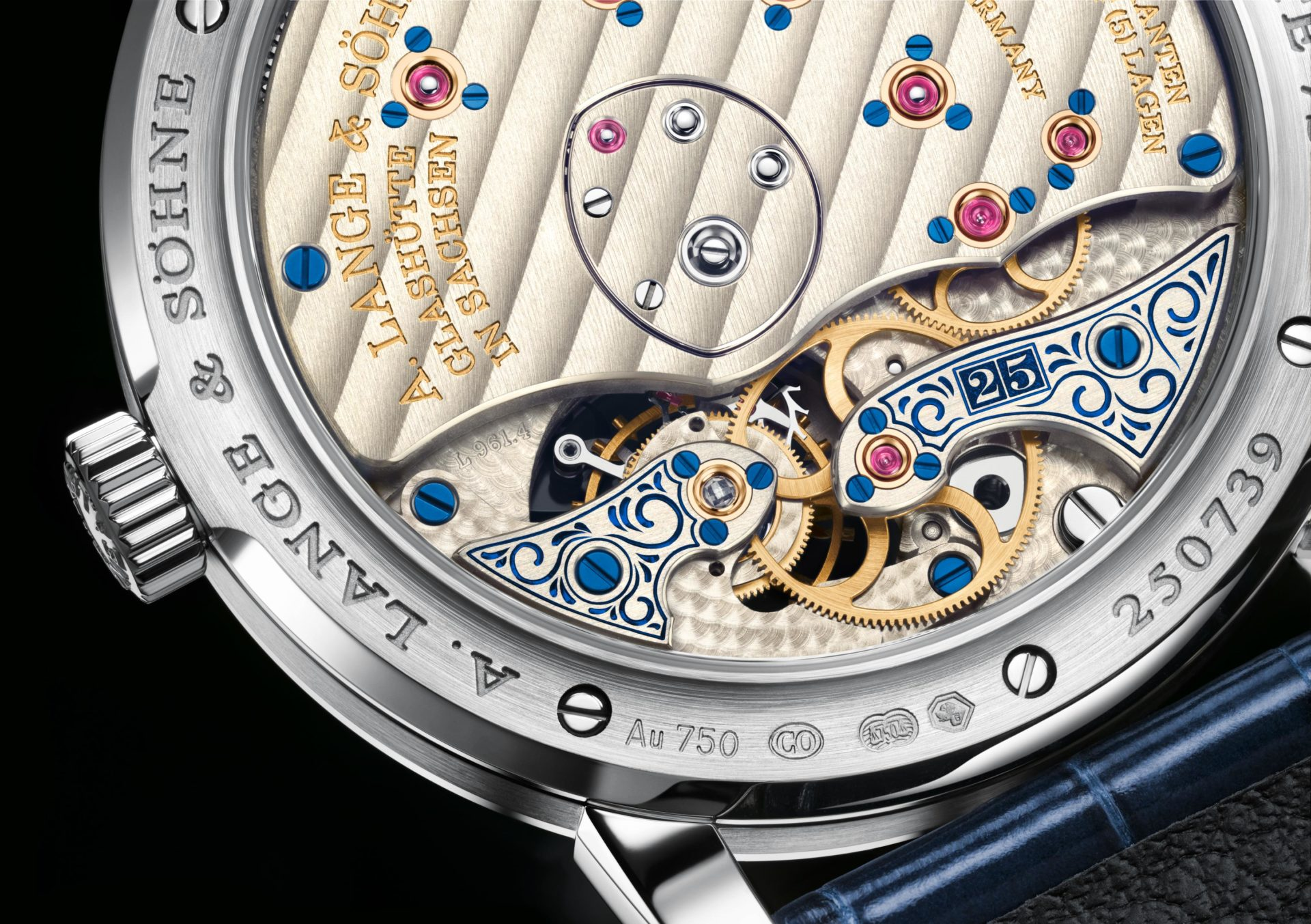 "Lange 1 Tourbillon ""25th Anniversary"""