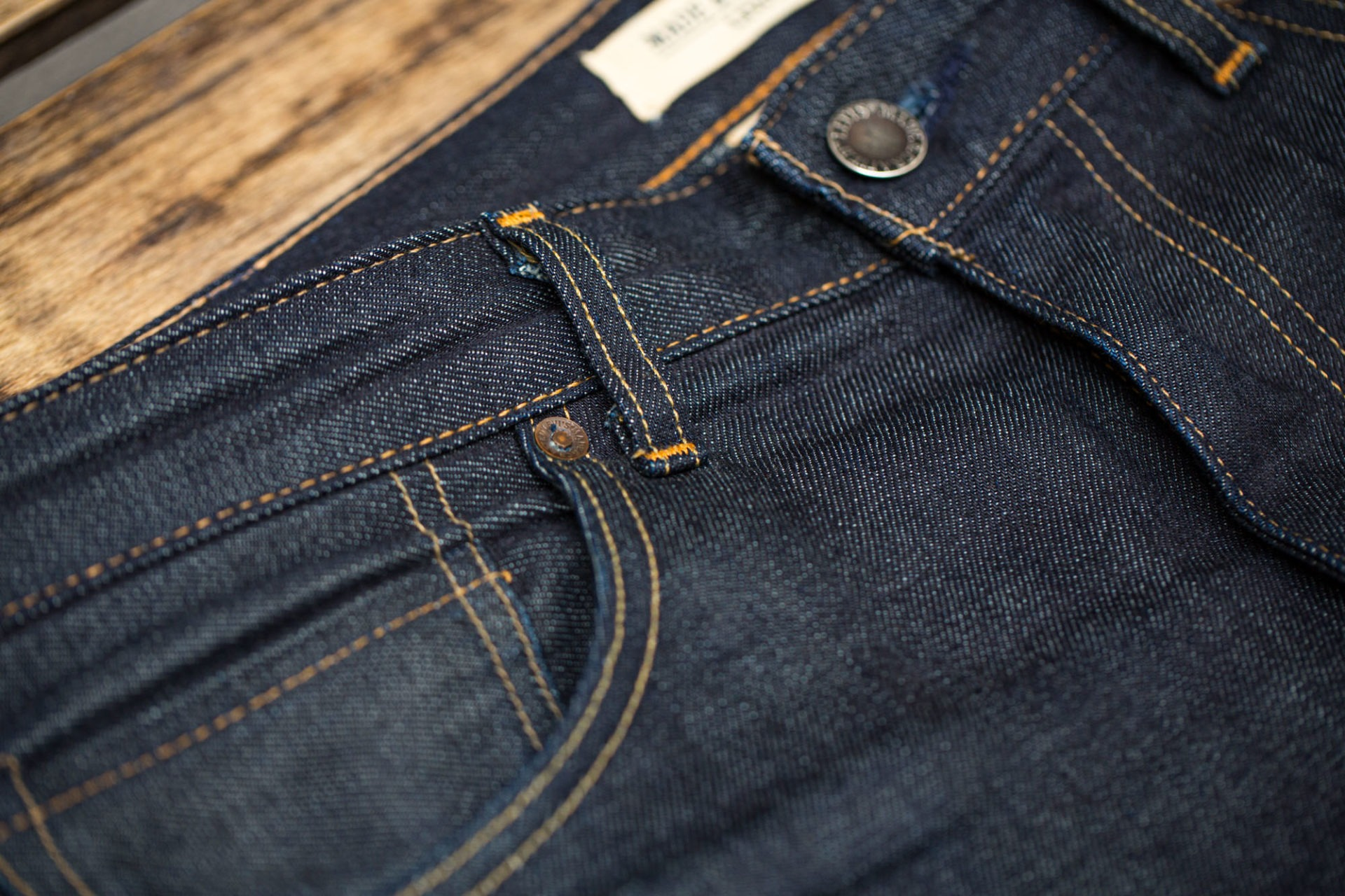 Jean Levi's Made & Crafted