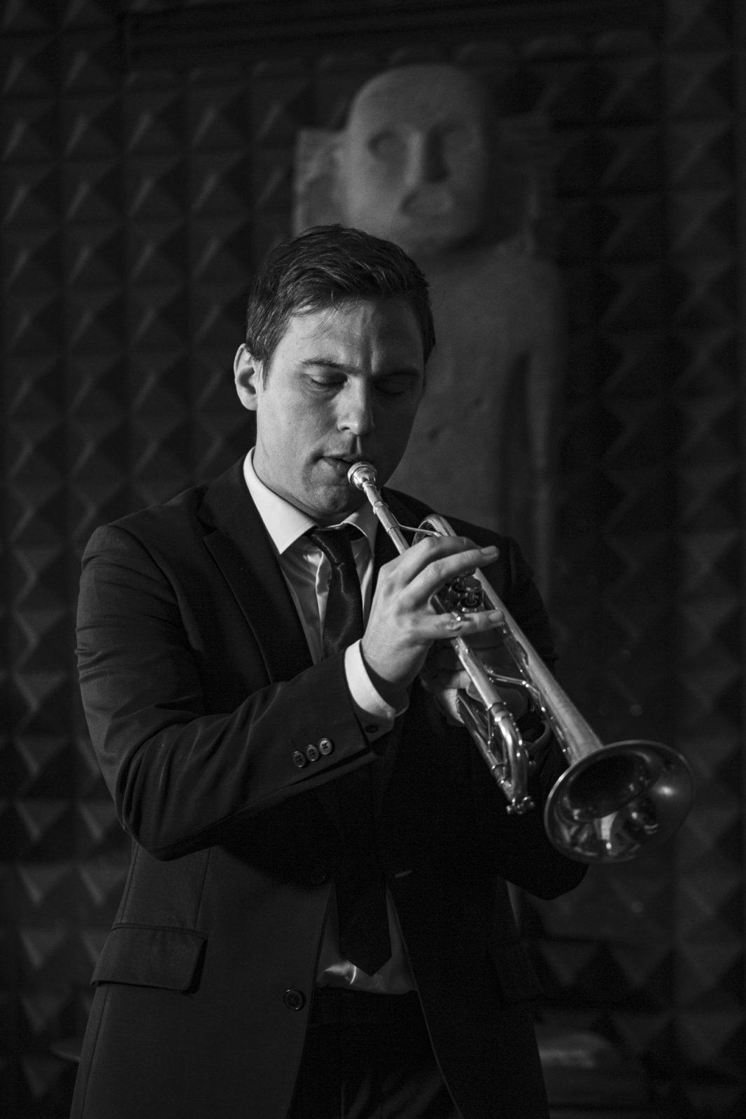 Oris Celebre le Jazz - Edition James Morrison au poignet de Bjorn Ingelstam