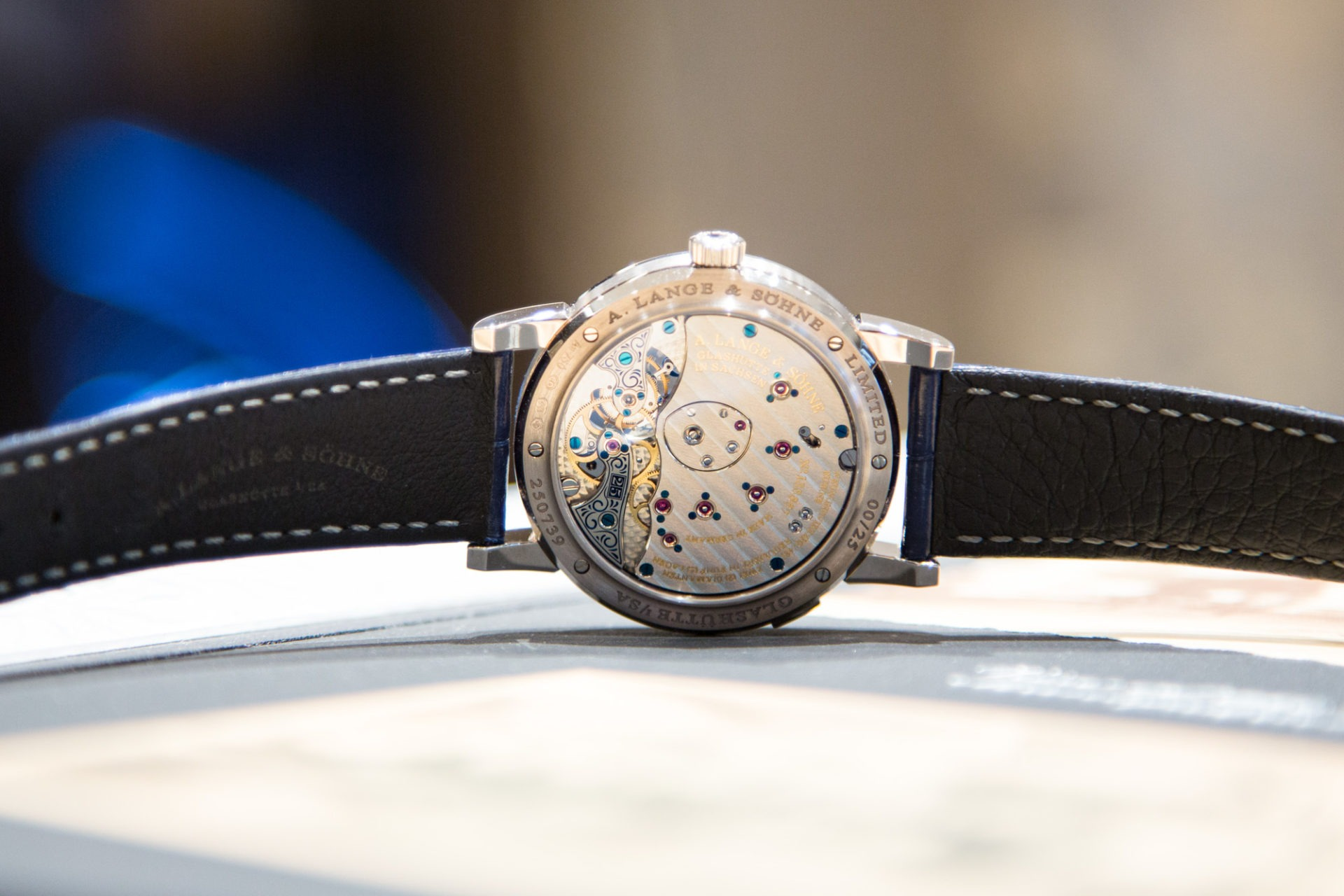 A. Lange & Söhne Tourbillon - 25th anniversary