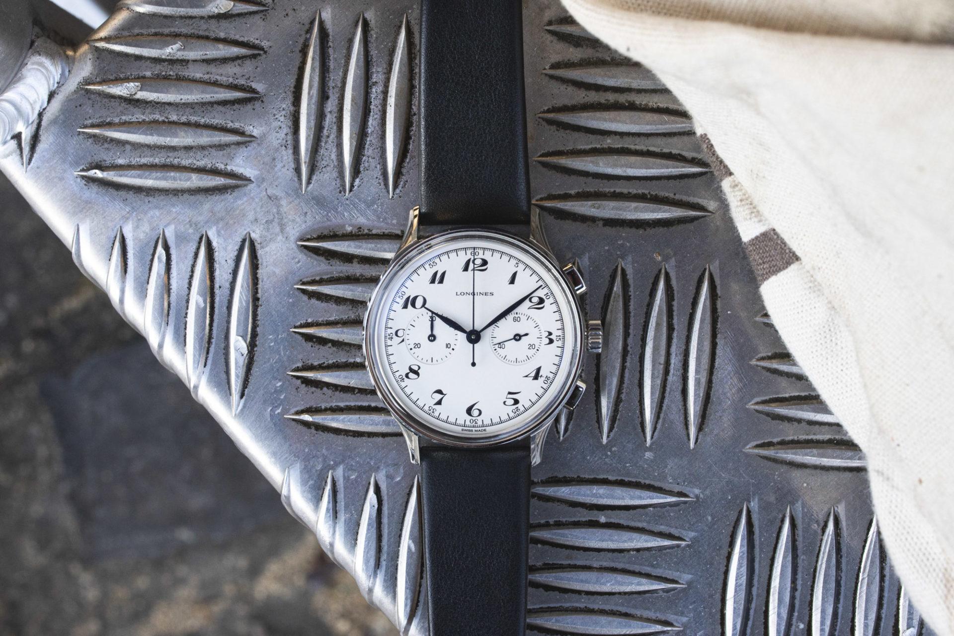 Longines Heritage Classic Chronographe