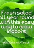 fresh salad all year round