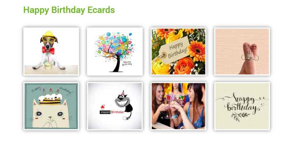 A Green And Ethical Alternative To Sending Greeting Cards Less