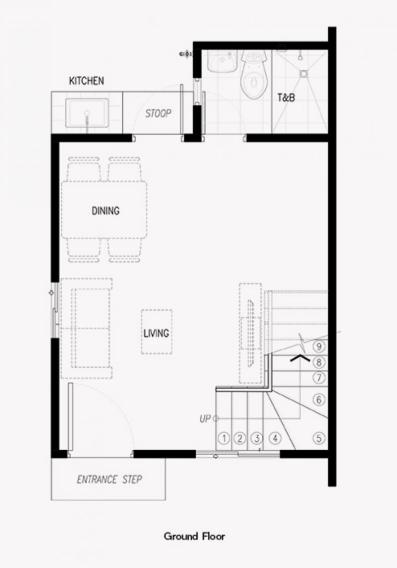 lessandra criselle ground floor plan