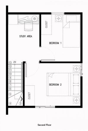 lessandra frielle second floor plan