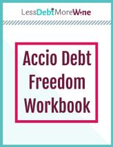 Accio debt freedom | pay off debt