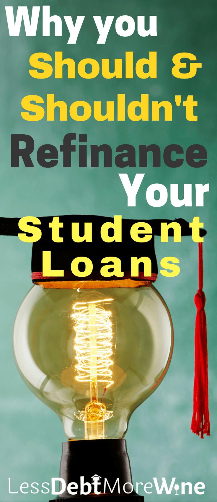 student loan debt | pay off debt | debt repayment | student debt | millennial money tips | student loan refinancing | refinance with SoFi