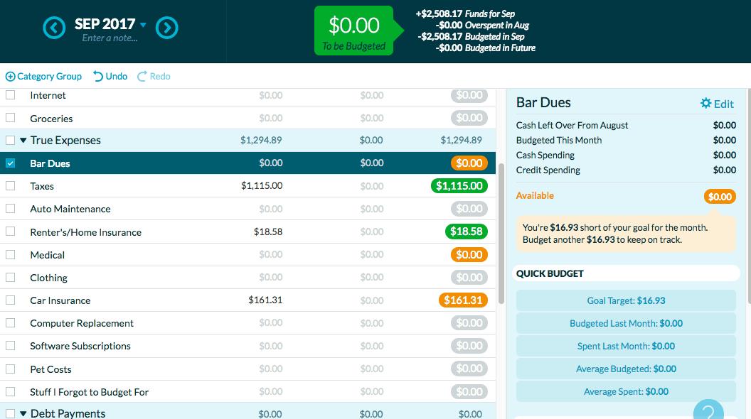 ynab   try ynab   how to use YNAB    how to budget