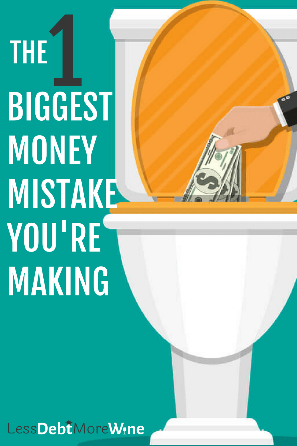 the one biggest money mistake you're making   budgeting requires being active   how to budget   personal finance tips   millennial money tips