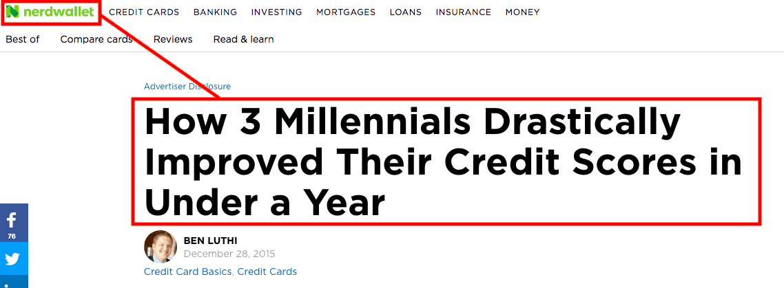 how I raised my credit score over a hundred points