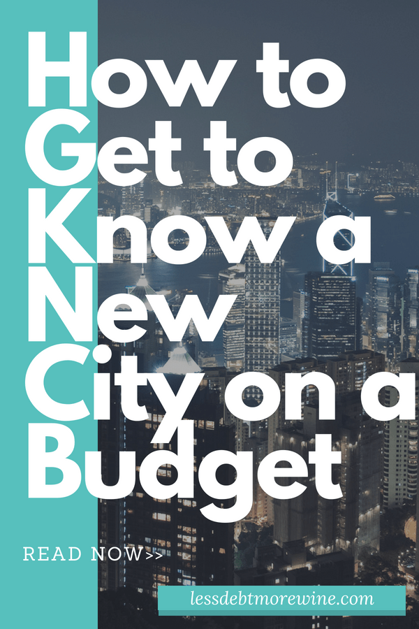 Moving to a new city can be pretty exciting, there is so much to do and explore, which means it can get expensive. Find out how you can get to know a new city without spending a fortune or busting your budget.#budget