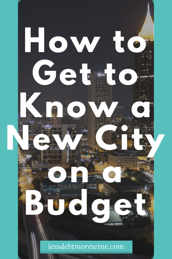 Moving to a new city can be pretty exciting, there is so much to do and explore, which means it can get expensive. Find out how you can get to know a new city without spending a fortune or busting your budget.