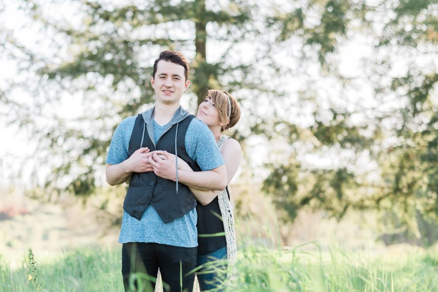 Tacoma Engagement Phtoographer