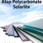 HARGA ATAP POLYCARBONATE SOLARLITE TERMURAH TERBARU 2021