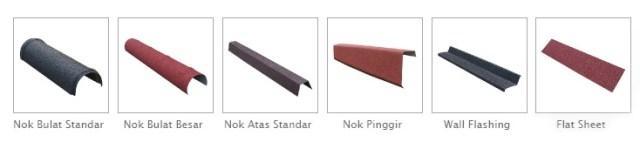 accesoris arista roof