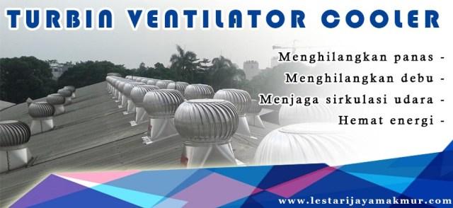 spesifikasi dan harga turbin ventilator cooler