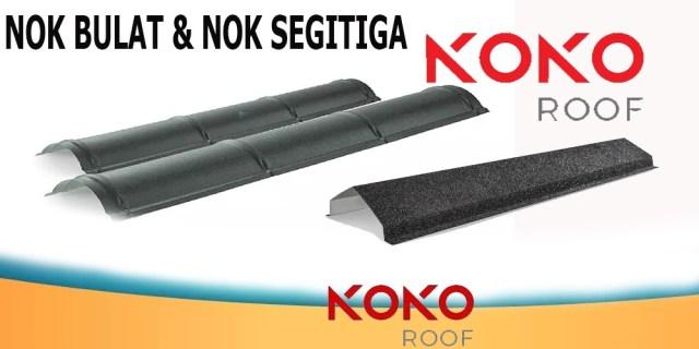 nok genteng koko roof