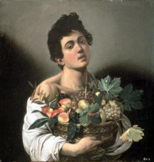 Ragazzo con cesto di frutta (Caravaggio)