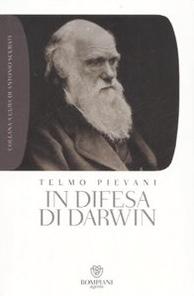Telmo Pievani In difesa di Darwin