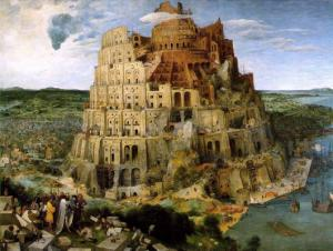 Pieter Bruegel il Vecchio, La Torre di Babele