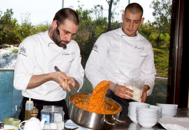 Christian e Manuel Costardi a #lsdm 2012