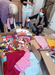 photo livraison maternité Saint-Roch Montpellier