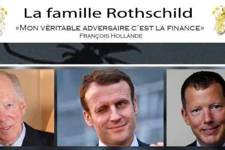 Macron Rotschild la banque