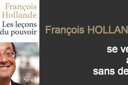 François Hollande se vend aux sans dents