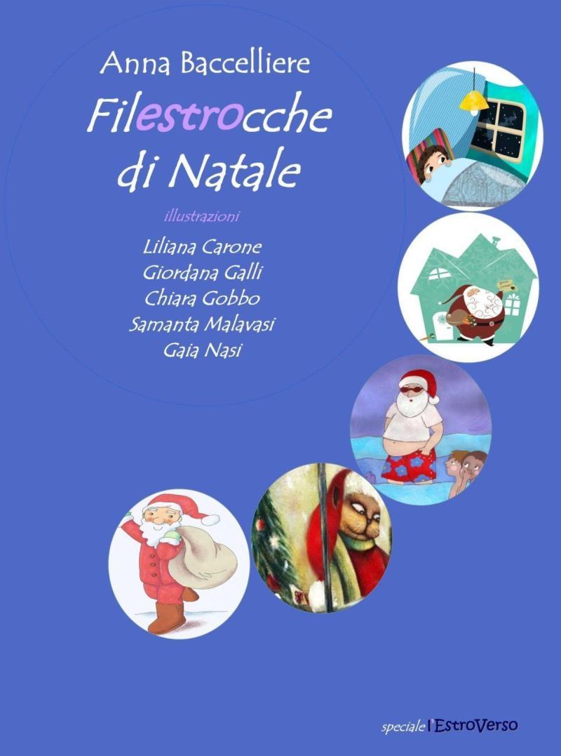CHIUSURA FILESTROCCHE DI NATALE SPECIALE  l'EstroVerso n. 3 2014