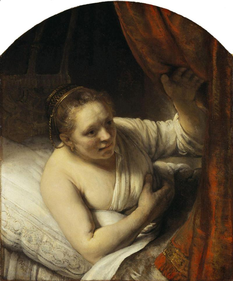 rembrandt-van-rijn-laura