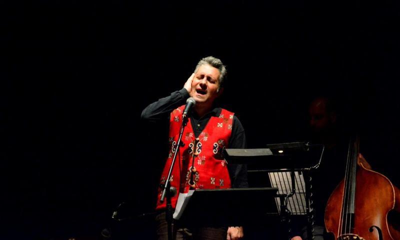 Amàri – Biagio Guerrera & Pocket Poetry Orchestra