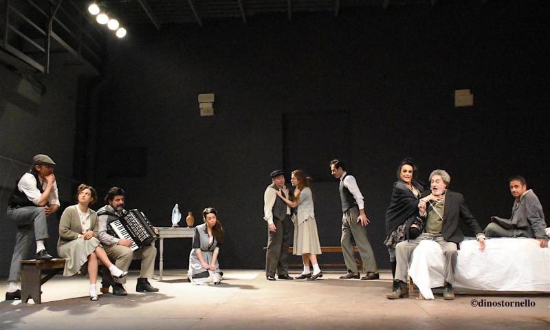 """Al Teatro Brancati atteso debutto per """"Malìa"""" di Luigi Capuana"""