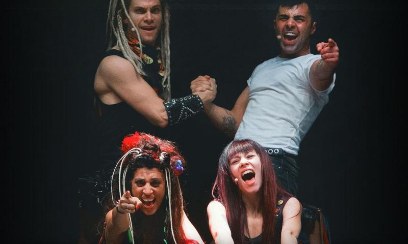 Queen: il 13 Marzo al Metropolitan di Catania, il musical 'We Will Rock You'