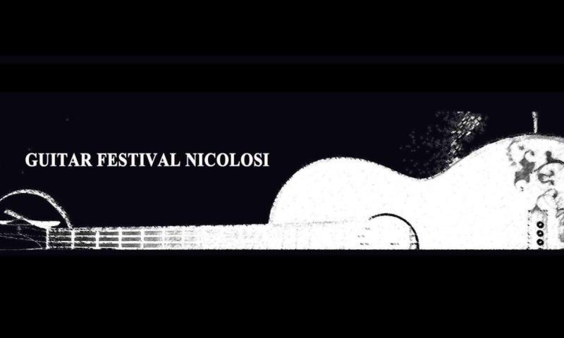 A Nicolosi attesa per il VII Guitar Festival diretto dal M° Antonio Aprile