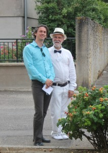 Guido et Monsieur Stéphane
