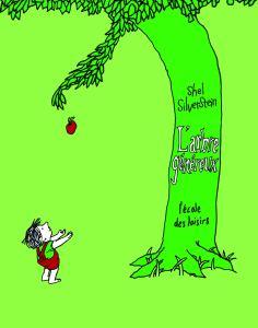 L'arbre généreux de Shel Silverstein