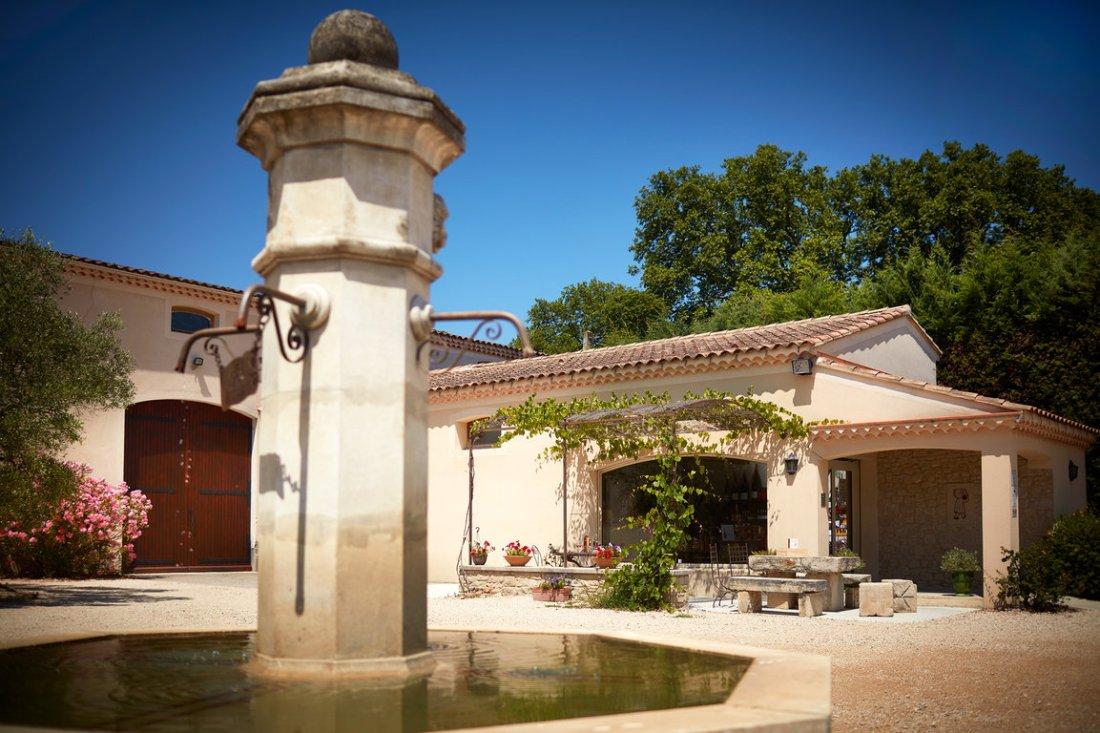 A la découverte du vignoble de Fontaine du Clos