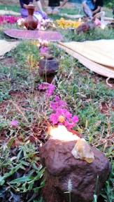 fleurs ceremonie
