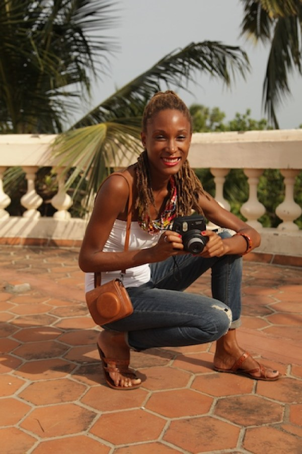 look blogueuse Erika