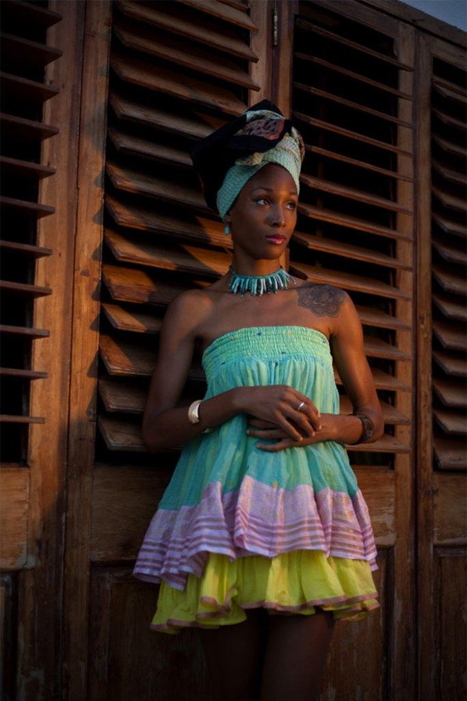 Erika Lernot -Cuba-Rangoli