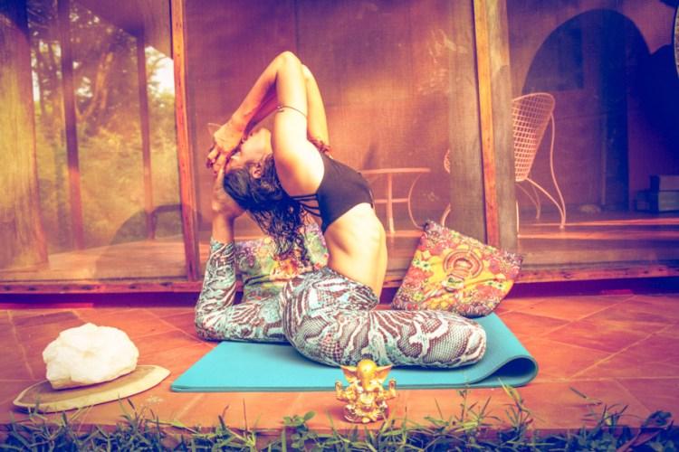 Helena les voyages d erika yoga