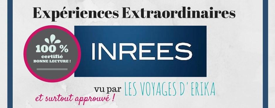 L'Institut de Recherches sur les Experiences Extraordinaires les Voyages d erika