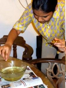 DIY savon maison les voyages d'erika