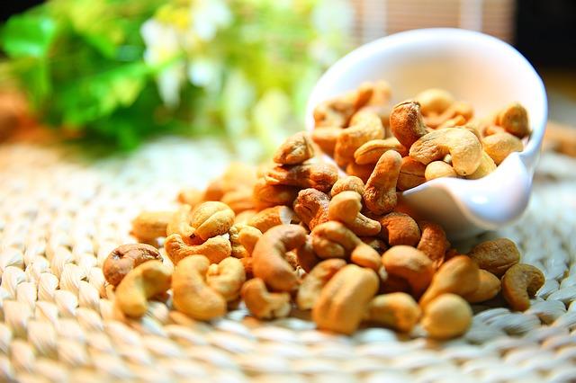 cashew-nut les voyages d'erika