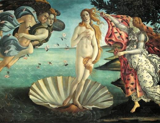 Vénus Botticelli
